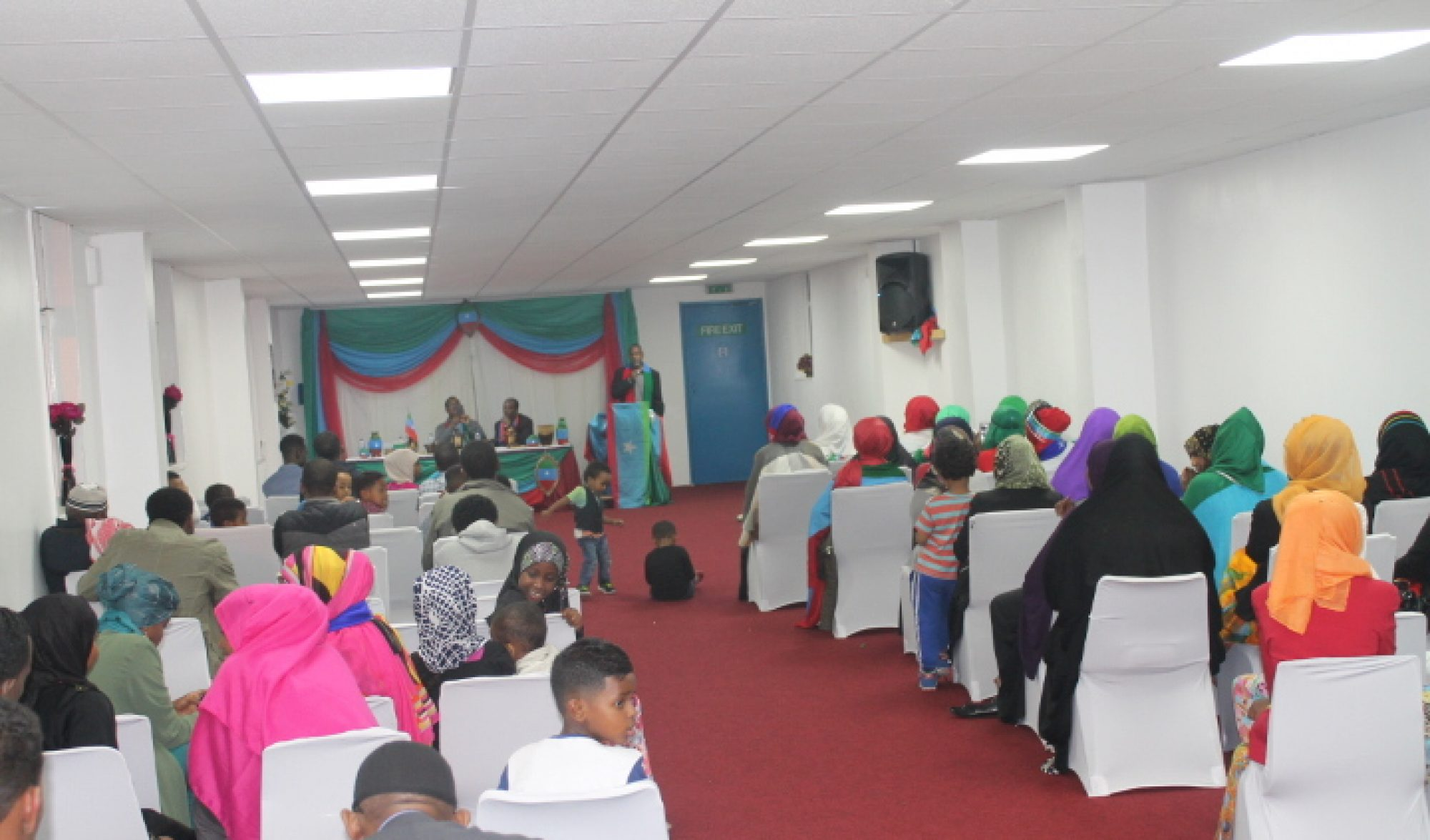 Ogaden Community Of Greater Manchester